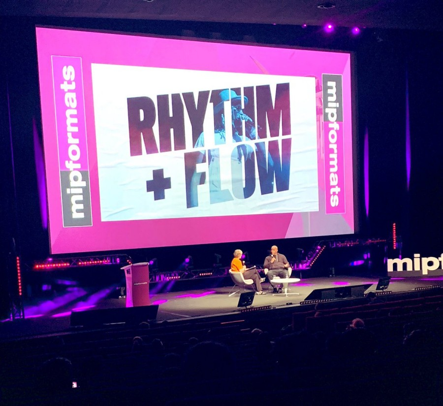 Kate and Mike Jackson talk about Netflix Hip Hop show Rhythm + Flow