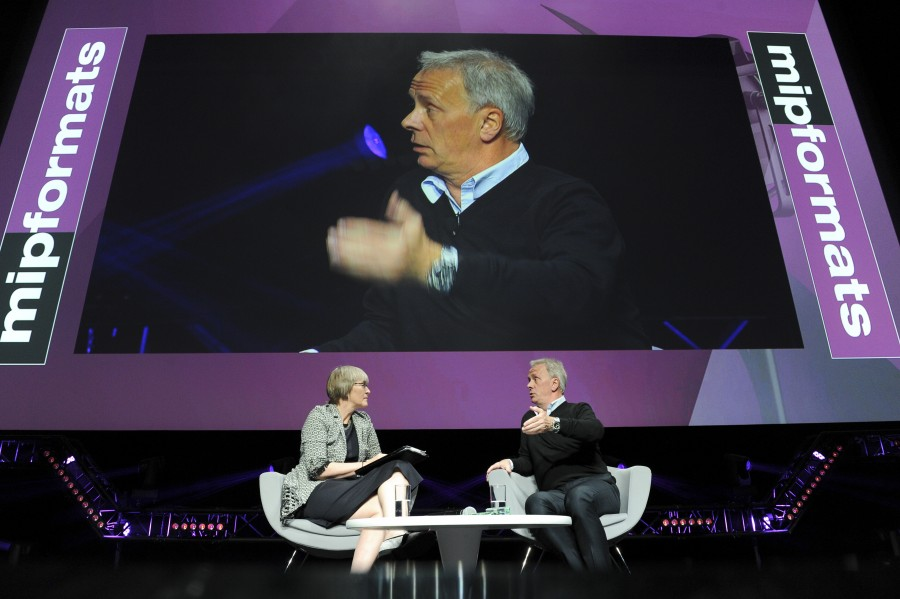 Kate interviews Peter Fincham, co-fouder of Expectation at MIPFORMATS-2019