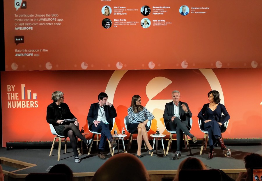 Advertising Week Europe Panel