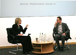 Kate talks with Ashley Highfield, BBC Director of New Media & Technology