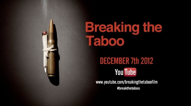 Breaking the Taboo Film poster