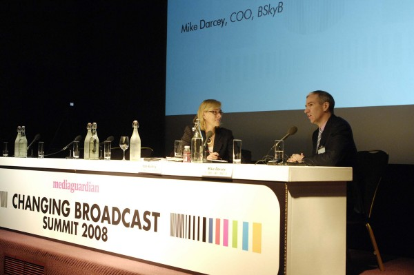 Kate interviews Mike Darcey, COO BSkyB