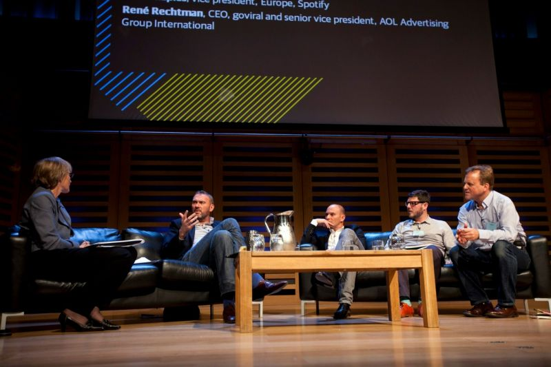 Guardian Changing Advertising Summit 2012