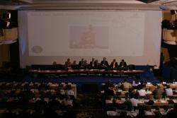 Euroconsult's World Satellite Business Conference Sept 6-8 2005. (Click image for larger version)