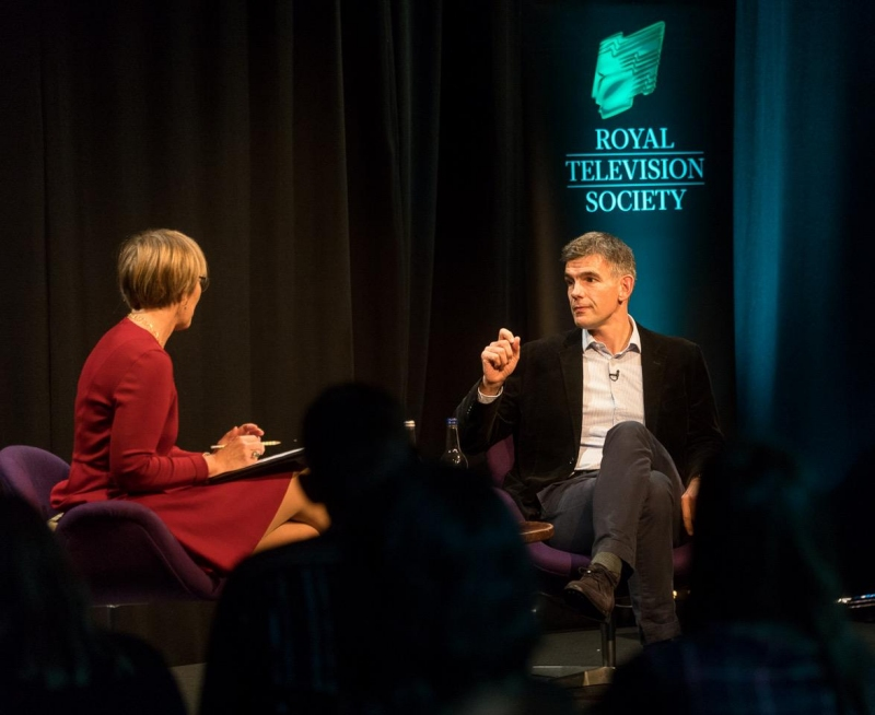 Kate Bulkley In Conversation with Matt Brittin