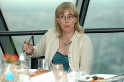 Kate Bulkley (Courtesy BT Tradespace 2007)