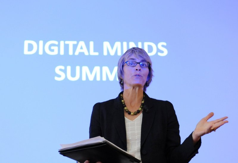 Kate at the Digital Minds Summit