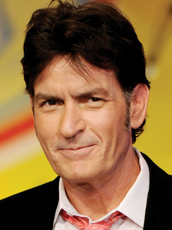 Charlie Sheen - (Kevin Winter/NBCUniversal/Getty Images)